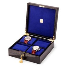 Square 4 Watch Box