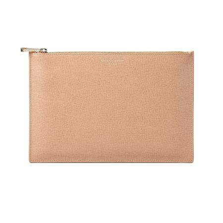 Aspinal of London Essential flat pouch