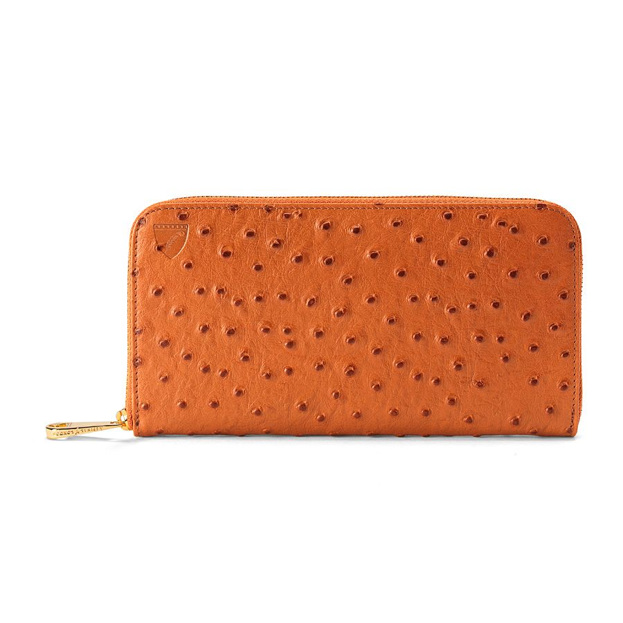 Continental clutch wallet