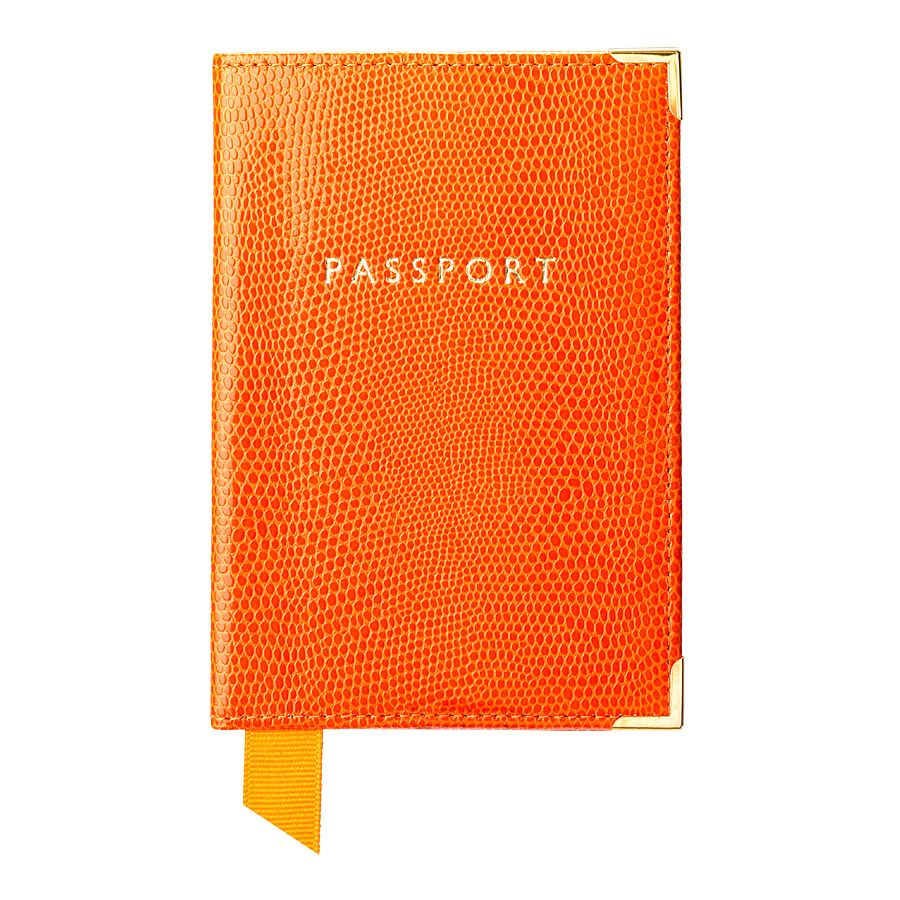 Plain passport covers