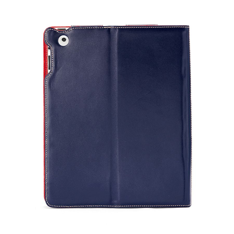 Brit ipad 3 stand-up case - royal sapphire blue e