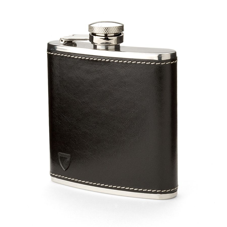 Aspinal of london classic 5oz leather hip flask review for Quality classic house of fraser