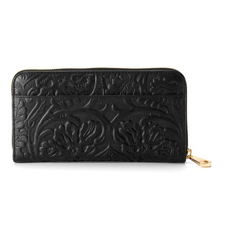 Aspinal of London Continental zip around wallet