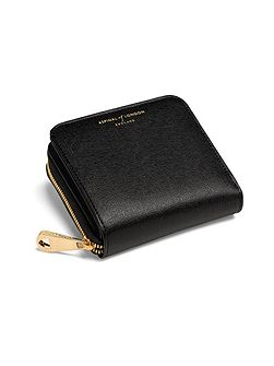 Mini continental zipped coin purse