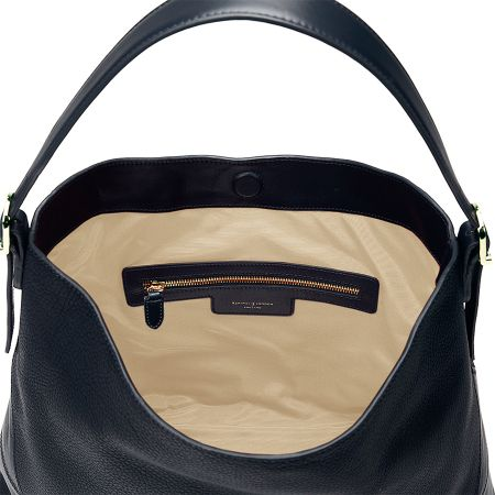 Aspinal of London `A` hobo bag