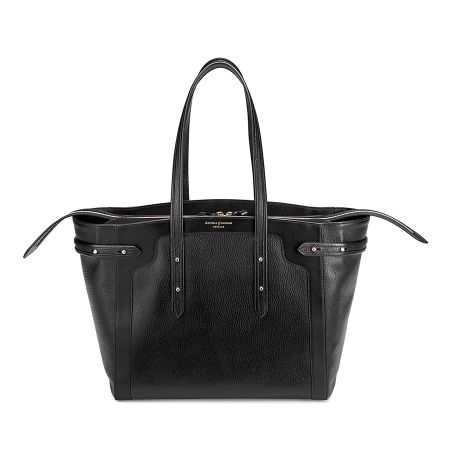 Aspinal of London Marylebone light bag