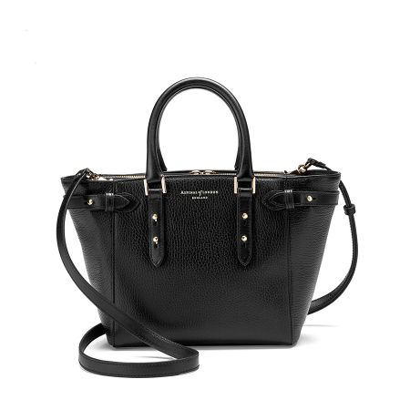 Aspinal of London Marylebone mini bag