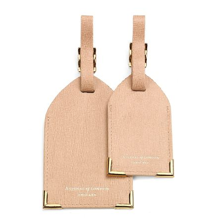 Aspinal of London Set of 2 luggage tags