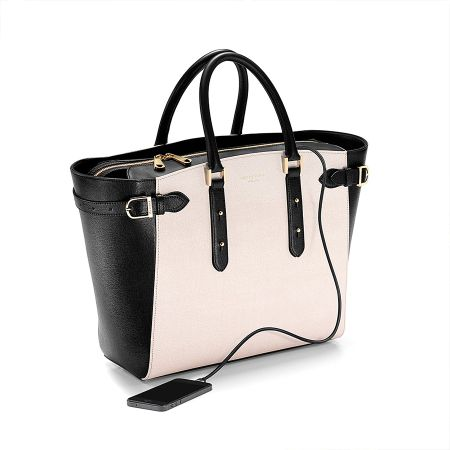 Aspinal of London Marylebone Tote bag