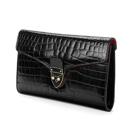 Aspinal of London Manhattan clutch bag