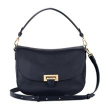 Aspinal of London Saddle large bag