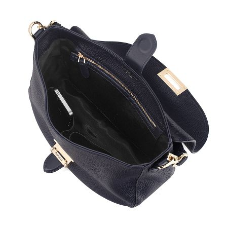 Aspinal of London Letterbox slouchy saddle bag
