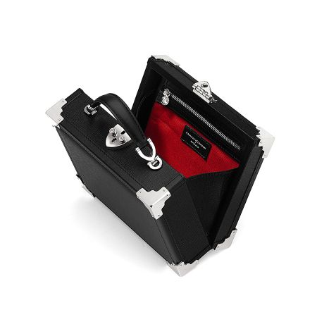 Aspinal of London Trunk clutch bag