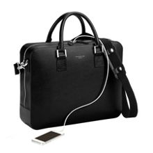 Large mount street shoulder bag