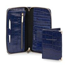Travel Wallet & Passport Cover