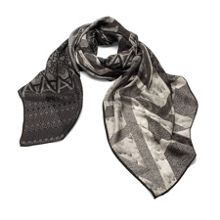 Aspinal of London The `A` Scarf