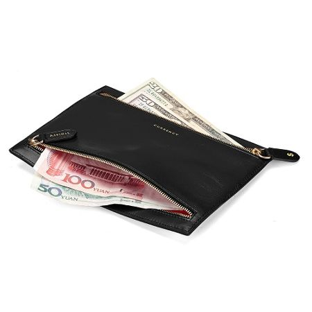 Aspinal of London Multi currency wallet