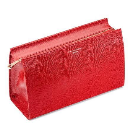 Aspinal of London Large make up bag