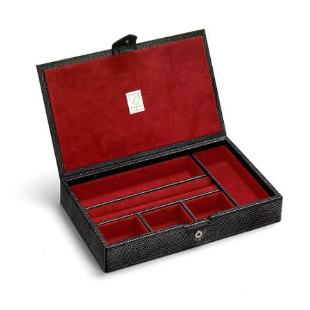 Aspinal of London Paris jewellery box