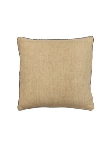Christy Highgate Cushion 45x45cm in Chartreuse