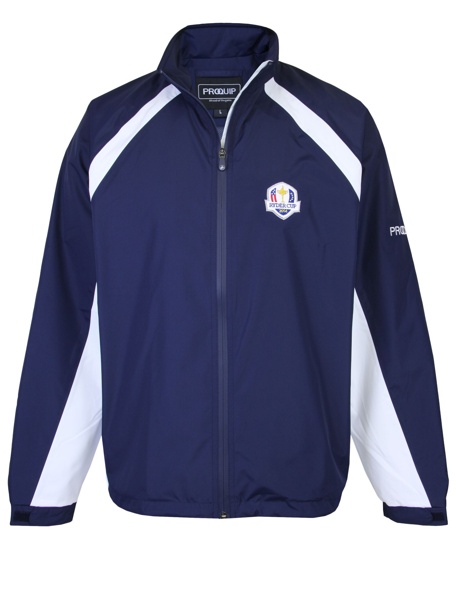 Ryder Cup 2014 waterproof jacket