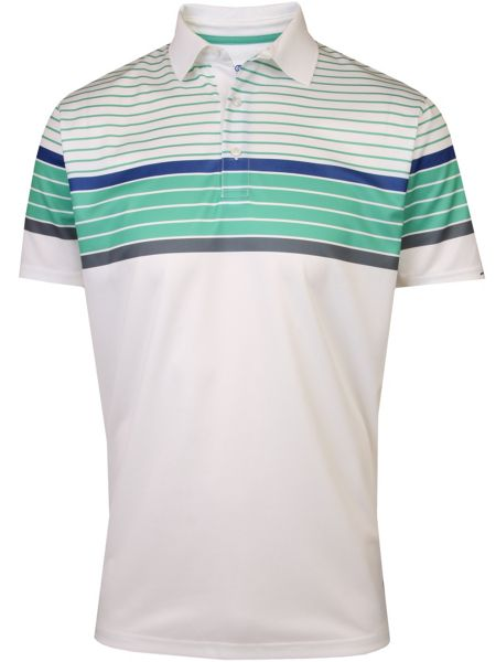 Proquip Technical Chest Stripe Polo