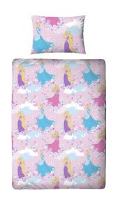 Disney Princesses Dreams Single Rotary Duvet