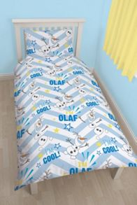 Disney Frozen Olaf Single Rotary Duvet Cover