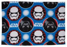 Star Wars The Force Awakens Fleece Blanket