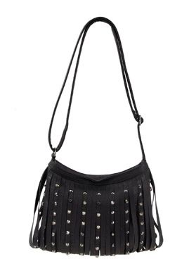 Night adder cross body bag