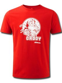 Santa Crew Neck Regular Fit T-Shirt