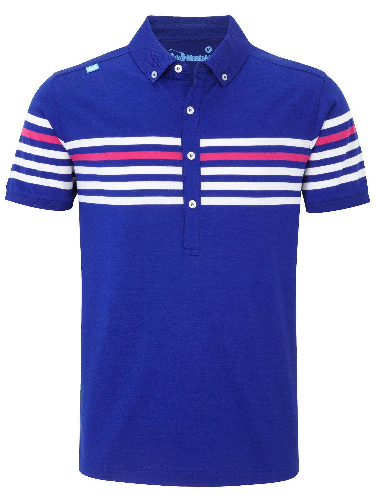 Button Down Collar Polo Shirt House Of Fraser
