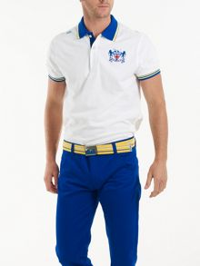 King crest polo shirt