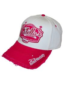 Stella`s clubhouse aged cap
