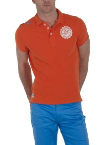 Bunker Mentality Plain Polo Regular Fit Polo Shirt
