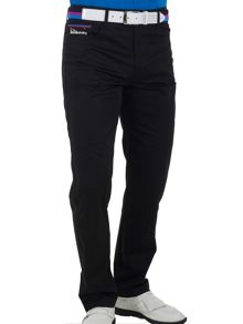 Bunker Mentality Straight Leg Casual Tailored Trousers