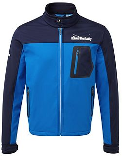 Bonded Soft Shell Wind Jacket