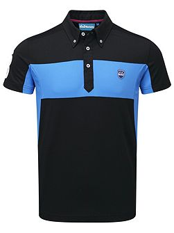 Cmax Sports Button Down Polo