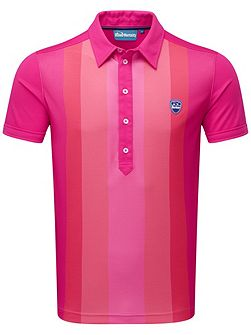 Cmax Vertical Stripe Polo