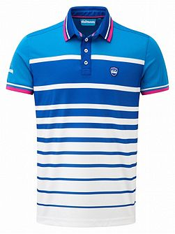 Cmax Vegas Stripe Polo