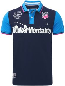Bunker Mentality Club Bunker Polo