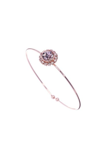 Ted Baker Sappelle crystal daisy ultra fine cuff