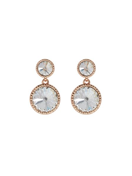 Ted Baker Ronda rivoli crystal drop earring