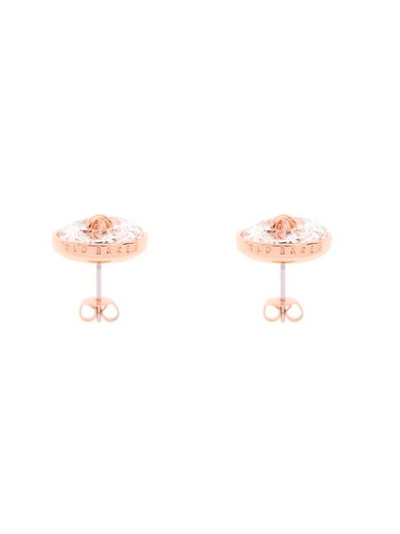 Ted Baker T13112402 kinley button earrings