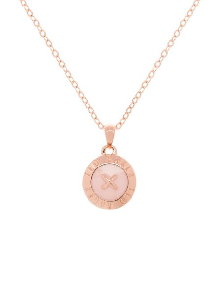 Ted Baker T126124134 emmalyn big button pendant