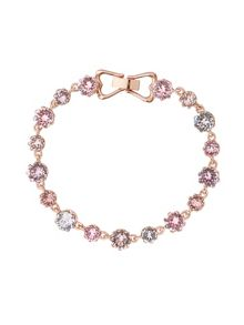 Ted Baker T13142434 chaley crystal crown bracelet
