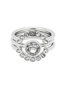 Ted Baker T13170102 cadyna crystal ring