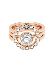 Ted Baker T13172402 cadyna crystal ring