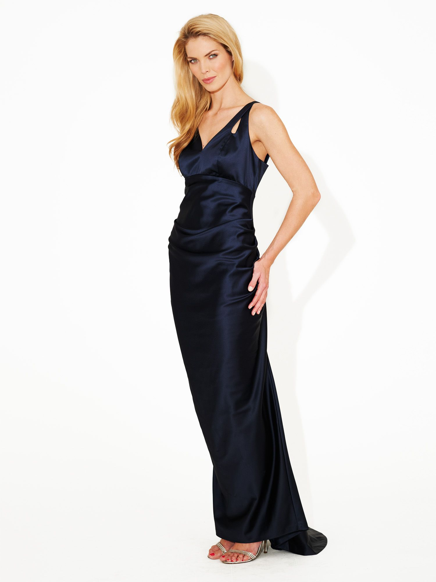 Belle de nuit dress