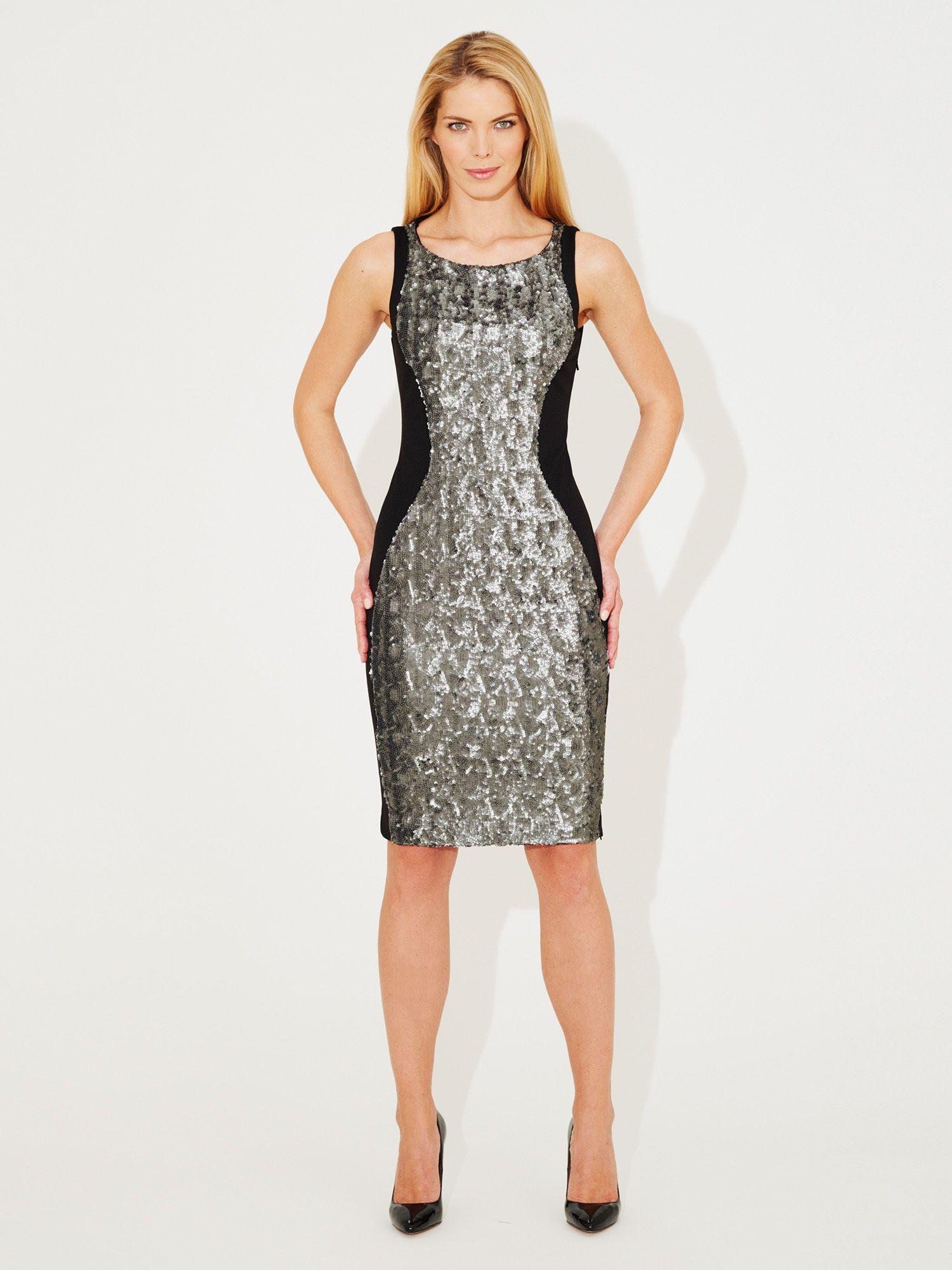 Aries sequin dress